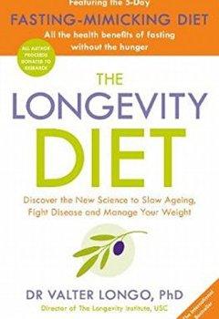 Livres Couvertures de The Longevity Diet