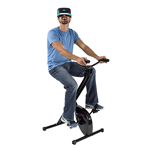 Virtual Reality Exercise Bike