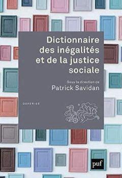 Livres Couvertures de Dictionnaire des inégalités et de la justice sociale