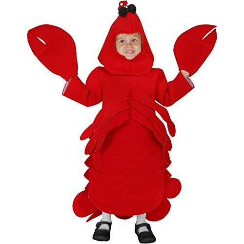 Toddler Lobster Halloween Costume (Size: 2-4T)
