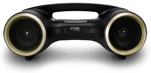 TDK LoR Bluetooth ワイヤレススピーカー メガベースブームボックス TW153