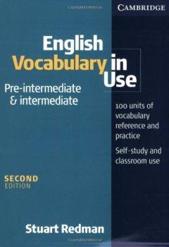 Portada del libro deEnglish Vocabulary In Use. Pre-Intermediate Level
