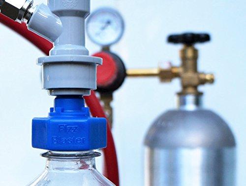 FizzBlaster Home Carbonation Adapter Soda Maker Water