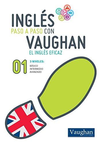 Inglés paso a paso de Richard Vaughan