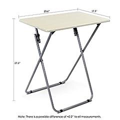 Furinno FNBL-22015 Gaya Folding Space Saving Writing Desk