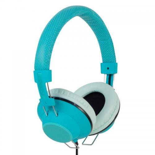 blue headphones, turquoise headphones, music, audio, cute headphones