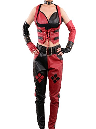 Harrowing Harley Quinn Halloween Costumes