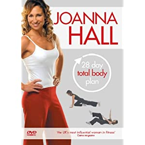 Joanna Hall - 28 Day Total Body Plan [Import anglais]