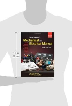 Livres Couvertures de Boatowners Mechanical and Electrical Manual