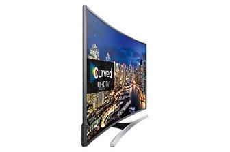 Samsung - TV LED curvo 48 UE48JU7500 UHD 4K, 3D, Wi-Fi y...