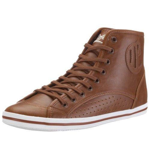 Buffalo 508-V13313 DERBY PU TAN 01 112049, Damen, Sneaker, Braun  (TAN 01), EU 39