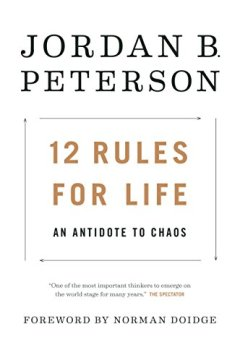 Livres Couvertures de 12 Rules for Life: An Antidote to Chaos