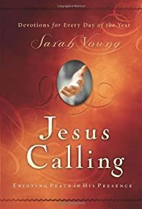 "Cover of ""Jesus Calling: Enjoying Peace i..."