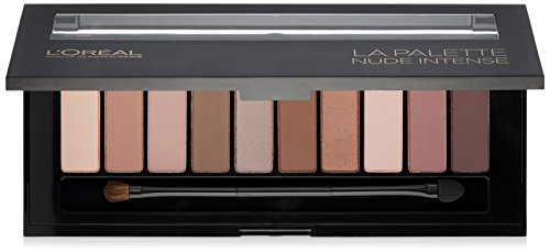 L'Oreal Paris Cosmetics Colour Riche La Palette, Nude Intense, 0.62 Ounce