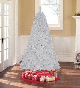6 1/2 Ft White Pine Christmas Tree