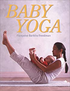 "Cover of ""Baby Yoga"""