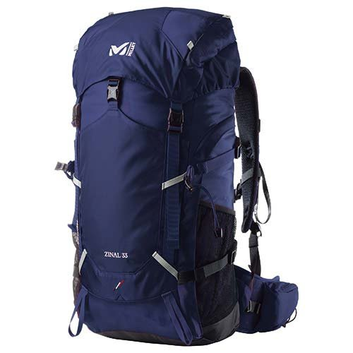 MILLET(ミレー) トレッキング アウトドア バッグ ツイナール33 ユニセックス ネイビー MIS0531 3528-M