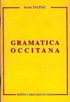 Livres Couvertures de Gramatica Occitana