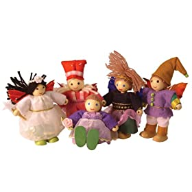 Enchantmints Fairy Forest Family Set