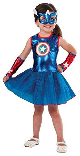 Rubie's Costume Marvel American Dream Costume, Toddler