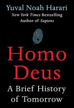 Livres Couvertures de Homo Deus: A Brief History of Tomorrow