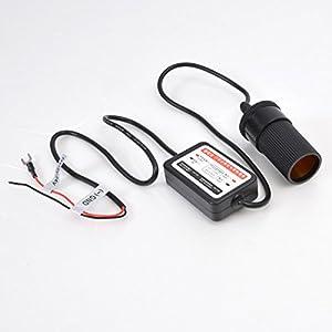 サンコー ドライブレコーダー用バッテリー給電システム