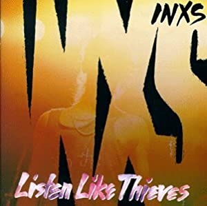 """Cover of """"Listen Like Thieves"""""""