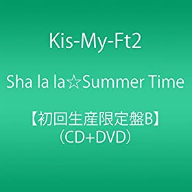 Sha la la☆Summer Time(DVD付)(初回生産限定盤B)