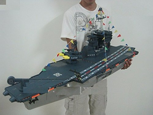 Big-size11M-Radio-remote-control-large-rc-boat-USS-Kitty-Hawk-CV-63-aircraft-carriers-warship-model-toys