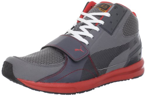 Buy Puma Bolt Evospeed XT Running Shoe,Grey/Dark Shadow/Red,9.5 D US