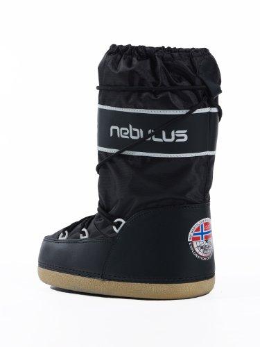 Nebulus Moonboots Neboots, Stiefel, Damen , schwarz, Größe 35