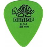 Dunlop Standard Tortex Picks, 12 Pack, Green, .88mm for $4.42 + Shipping