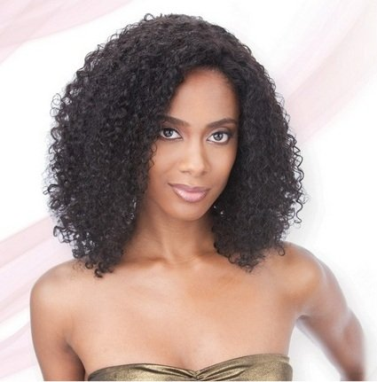 affordable saga indian remy lace front wig jerry curl 1b off black alyssachanterezg