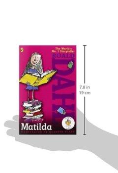 Livres Couvertures de Matilda (version anglaise)