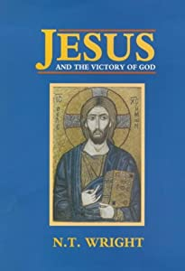 "Cover of ""Jesus and the Victory of God (C..."