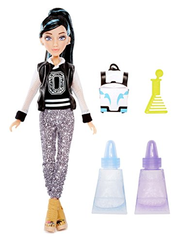Project Mc2 Experiments with Dolls- Devon's Puffy Paint