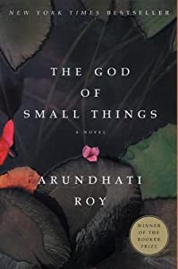 "Cover of ""The God of Small Things"""