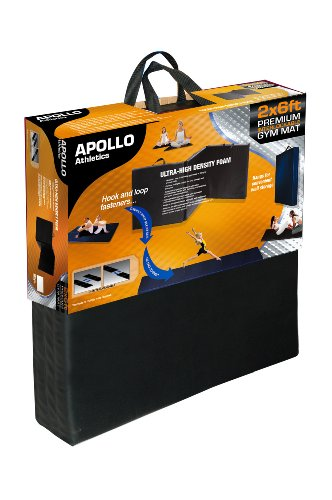 Apollo Athletics Foldable Gym Mat