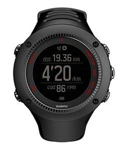 Suunto Ambit3 Run Black - Reloj de carrera GPS, color negro