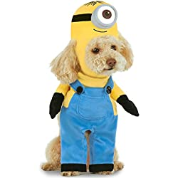 Minion Stuart Arms Pet Suit, Medium