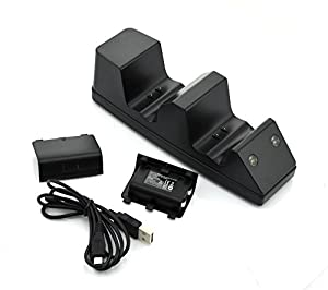 Insignia Dual Controller Charger For Xbox One Latest