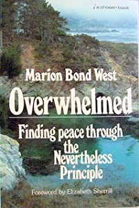 """Cover of """"Overwhelmed: Finding Peace Thro..."""