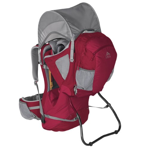 Kelty Pathfinder 3 0 Child Carrier (Rio Red) | Rate Baby