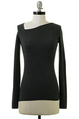 Bailey-44-Womens-Collective-Sweater-Charcoal-Large