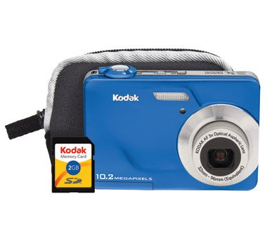 Kodak Easyshare CD80 10.2 MP Digital Camera