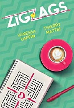 Livres Couvertures de Zigzags