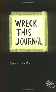 "Cover of ""Wreck This Journal"""