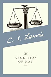 "Cover of ""The Abolition of Man"""