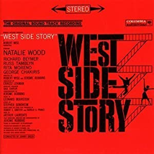 "Cover of ""West Side Story (Original Sound..."