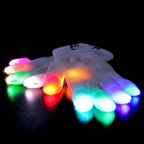 EmazingLights eLite Element V2 LED Glove Set Light Up Toy – As Seen on Shark Tank!
